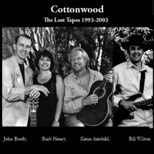 Cottonwood: The Lost Tapes